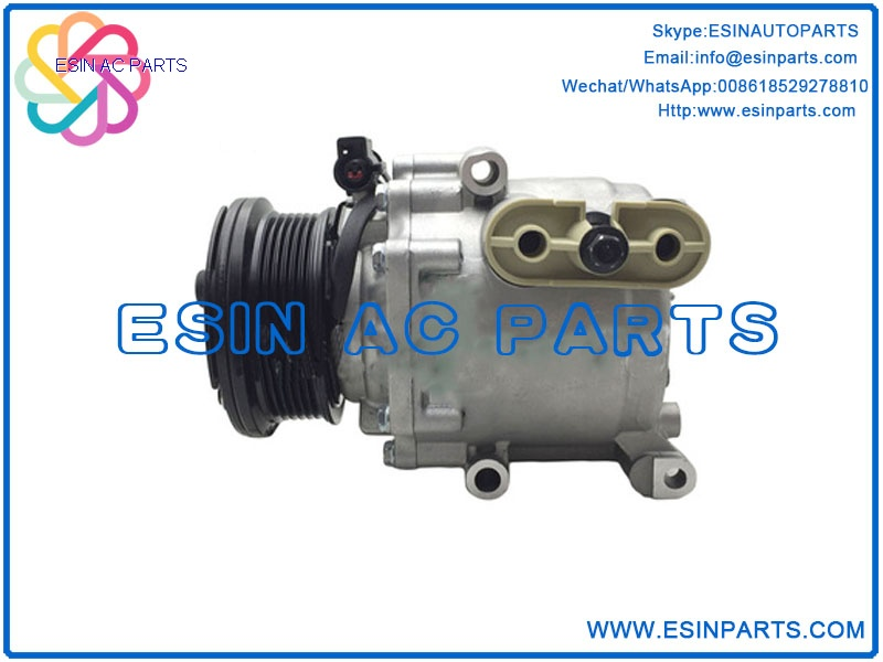 Scroll Auto Air Conditioning Compressor For  Ford Fiesta Fusion 6S6H-19D629-AB