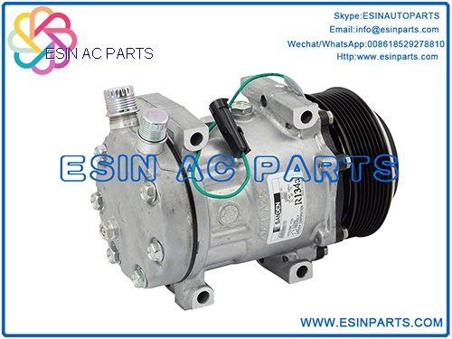 SD7H15 Auto A/C AC Compressor for kenworth Truck Sanden 8083