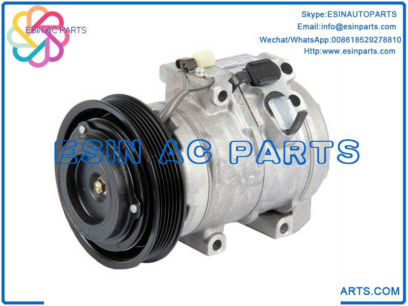 Denso 10S17C Auto Air Conditioning Compressor Fit MAZDA MPV LC70-61-450A  447220-3492