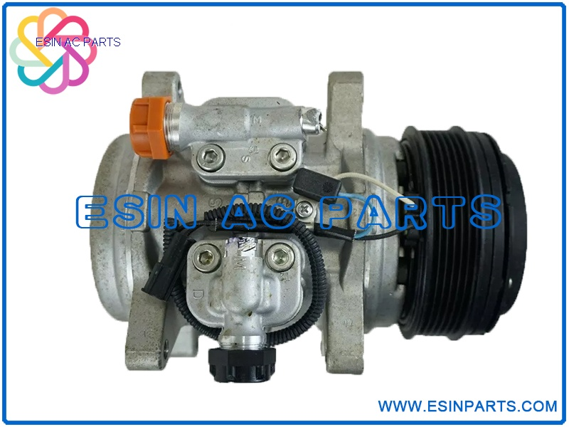Denso 6P148A Auto Air Conditioning Compressor For VW Gol/Sav/Par/Santana 5X0820803D