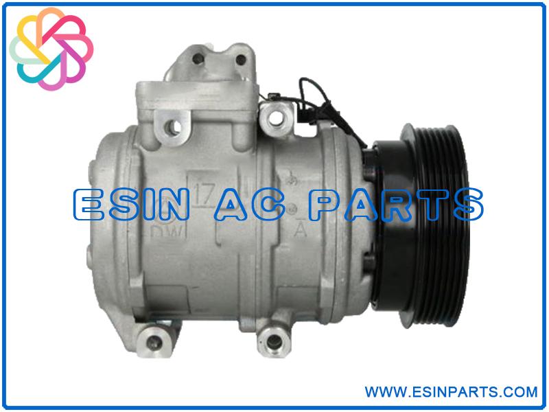 DENSO 10PA17C Auto Ac Compressor Fit Hyundai Elantra/ for