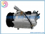 DCS-17EC  Auto Air Conditioning Compressor For Nissan X-trail Renault  Laguna III 8200561276