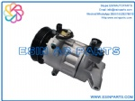 VS16 Auto Air Conditioning Compressor For Ford Transit 6C1119D629AC