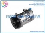 SD7V16 Auto Air Conditioning Compressor For VW/ SEAT/ FORD GALAXY  1H0820803DX