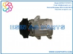 SP-17 Auto Air Conditioning Compressor For Ford Fusion/Lincoln Zephry /Mercury Milan  6E5Z19703A