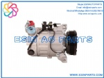 DCS-17EC Auto Air Conditioning Compressor For Ford Mondeo Volvo S80 Z0002259D