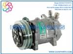 SD5H14 SD508 Auto A/C AC Compressor Sanden 6626