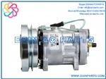SD7H15 Auto A/C AC Compressor for Cat Sanden 4640