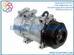 SD7H15 Auto A/C AC Compressor For Peterbilt F696003112