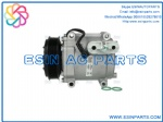 Scroll-90 Auto Air Conditioning Compressor Fit  Ford Fiesta VI / Mazda 2  8V51-19D629-DD
