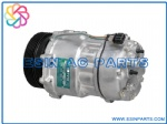 SD7V16 Auto air conditioning Compressor Fit  AUDI A3 8L/VW Golf/Bora/Caddy/Golf/New beetle/Sharan/Seat  1J0820803A
