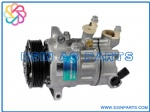 Sanden PXE14  Auto air conditioning Compressor Fit  VW Golf Jetta Passat Polo Tiguan Scirocco Skoda 5N0820803B