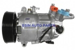 Auto A/C Compressor Fit BMW 3 BMW X1 64529156821 64529182793